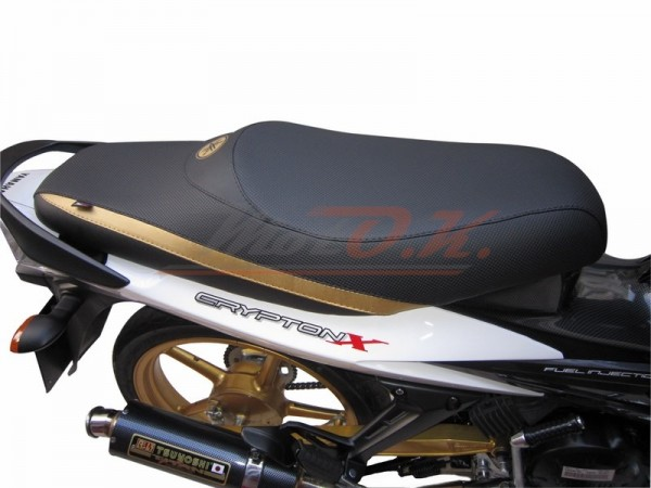 Sport edition seat for Yamaha Crypton X 135