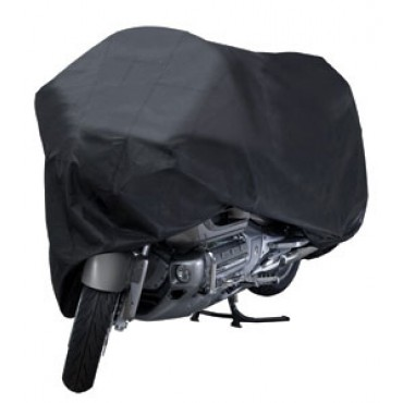 Waterproof motorcycle cover with coating Medium