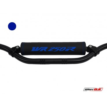 Motorcycle crossbar pad for WR250R