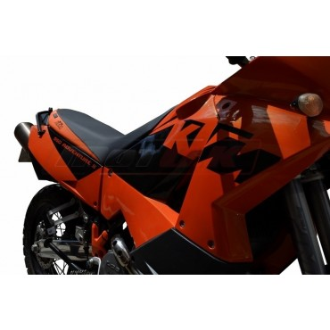 Seat cover for KTM 950/990 Adventure