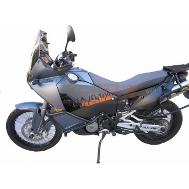 Seat cover for KTM 990 Adventure