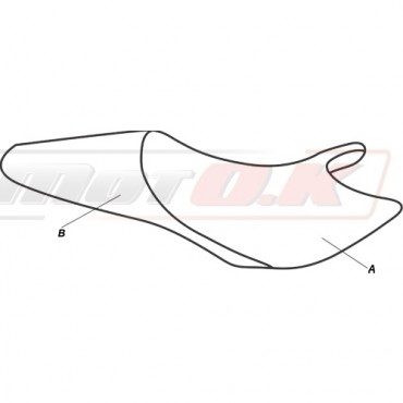 Seat cover for Ducati Monster (94-07)