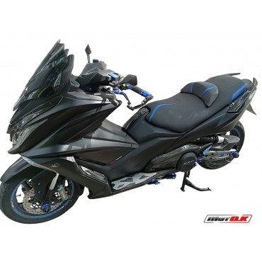 Seat cover for KYMCO AK 550 (2017)