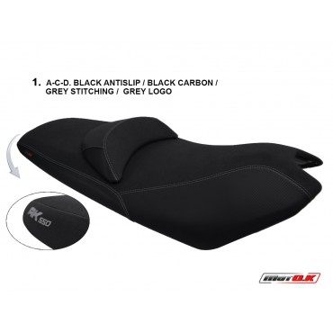 Seat cover for Kymco AK 550 ('17-'19)