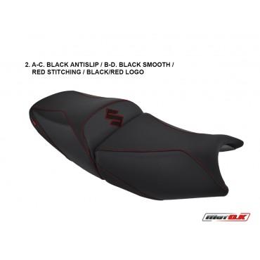 Seat covers for Suzuki Bandit GSX 650/1200/1250 (05-09)