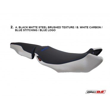 Seat covers for MV Agusta Brutale 1090RR/1090R/990RR/990R (2010)