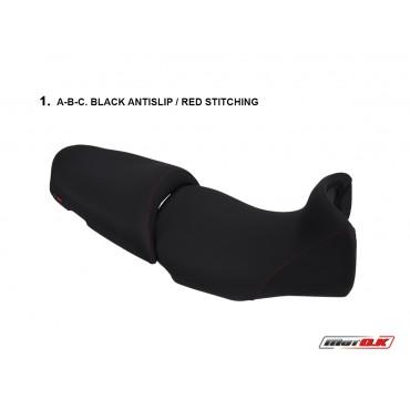 Seat cover for Aprilia Caponord 1000 (01+)