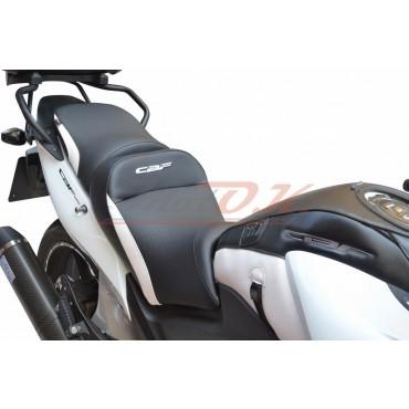 Comfort seat for Honda CBF 1000