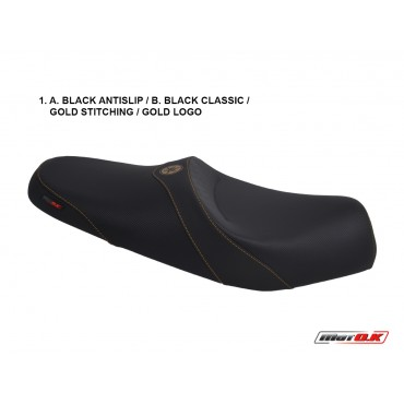 Comfort seat for Yamaha Crypton X 135