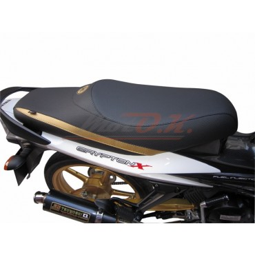 Sport edition seat for Yamaha Crypton X 135