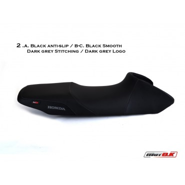 Seat cover for Honda Transalp 650