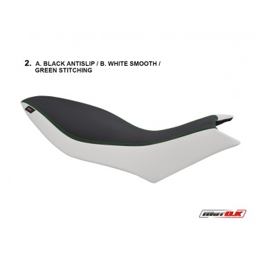 Seat cover for Aprilia DORSODURO 750 (08-16)