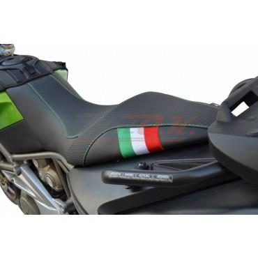 Comfort seat for Aprilia Dorsoduro