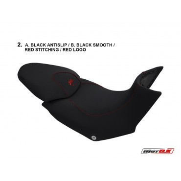 Seat covers for Ducati Multistrada 950 (2018)