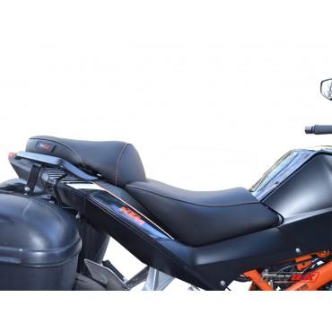 Comfort seats for KTM Duke 390/200/125 (2016 -)