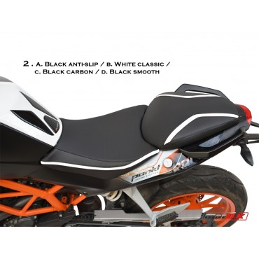 Seat cover for KTM Duke 390/200/125