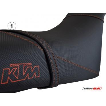 Seat cover for KTM Duke 620/640 (2003)