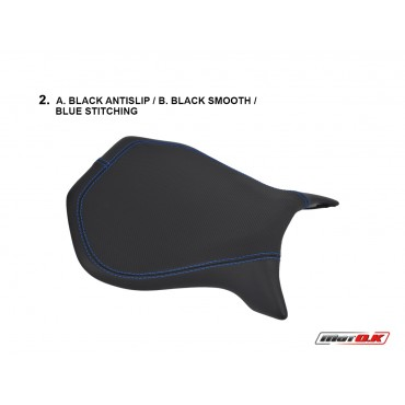 Seat cover, driver's seat only, for MV Agusta F4 1000 (2005)