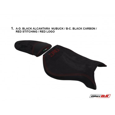 Seat covers for MV Agusta F4 (99-09)