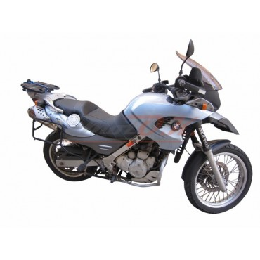 Comfort seat for BMW F650 GS (single)