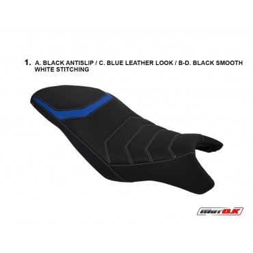 Seat cover for BMW G 310 GS