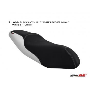 Seat cover for Gilera NEXUS 300 CENTENARIO ('09)