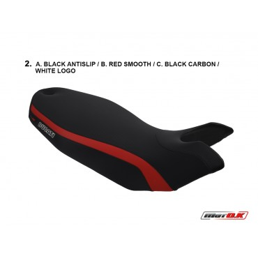 Seat cover for Ducati Hypermotard (07-12)