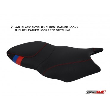 Seat cover for BMW K1200/1300S (05+)