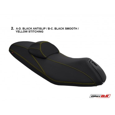 Seat cover for KYMCO X CITING 300/500 (2010)