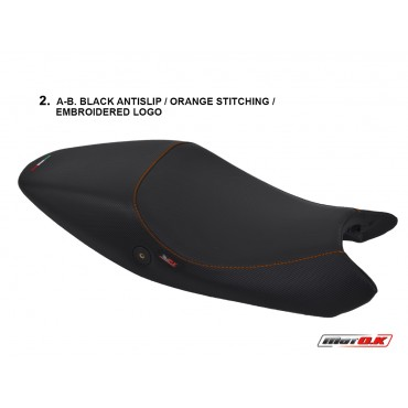Seat cover for Ducati Monster 696/796