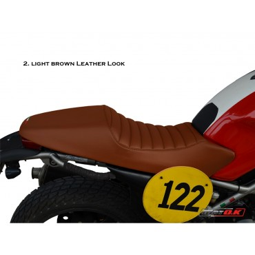 Seat cover for Ducati Monster (94-07) (café racer)