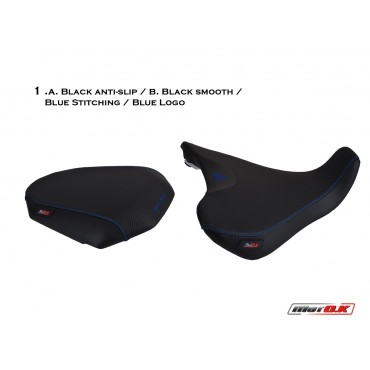 Seat covers for Yamaha MT 07 (14-16)