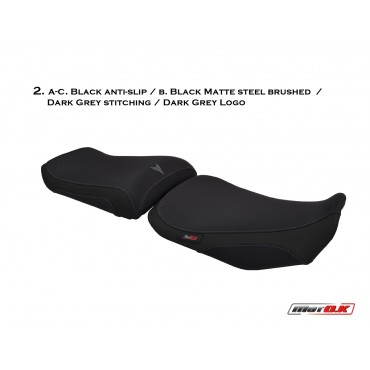 Seat covers for Yamaha MT 09 Tracer (15-16)