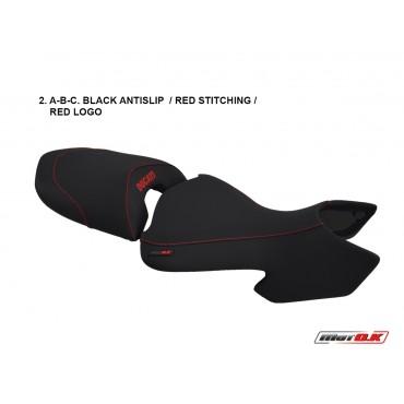 Seat covers for Ducati Multistrada 620/1000/1100 (03-09)