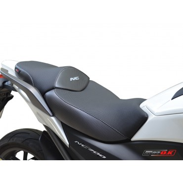 Comfort seats for Honda NC 700/750