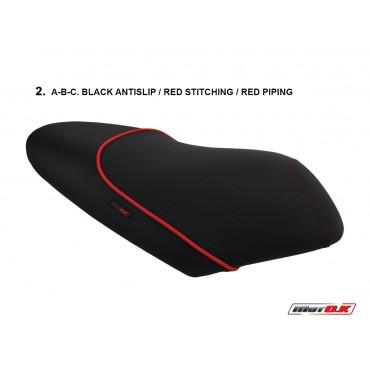 Seat cover for Peugeot VIVACITY SPORTLINE 50