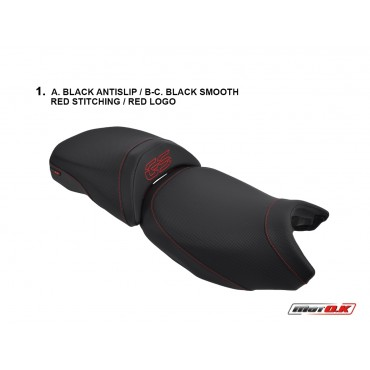Seat covers for BMW R1200 GS LC (comfort seat O.E.M.)