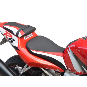 Seat covers for Yamaha R6 (99-02)