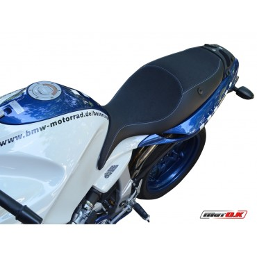 Seat cover for BMW R 1100 S Randy Mamola (2006)