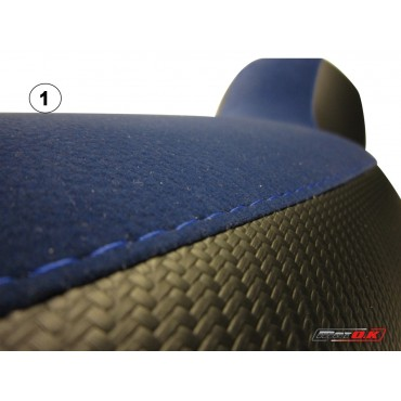 Seat cover for BMW R1150 GS adventure
