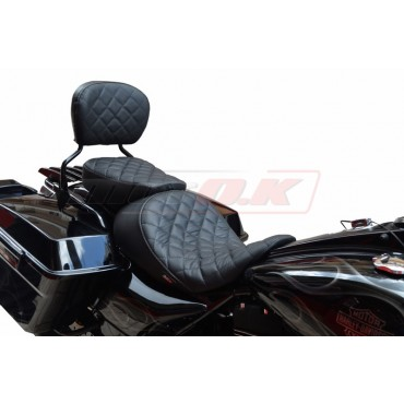 Seat cover for Harley Davidson Roadking