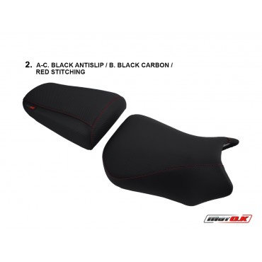 Seat covers for Suzuki SV 650 (2008)