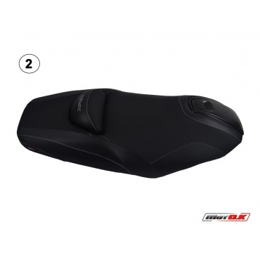 Seat cover for Yamaha T-max 500 (01-07