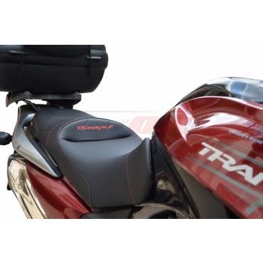 Comfort seat for Honda Transalp 700