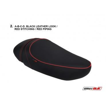 Seat cover for Piaggio VESPA LX 125 ('08)