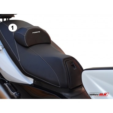 Seat cover for Kymco Xciting 300/500