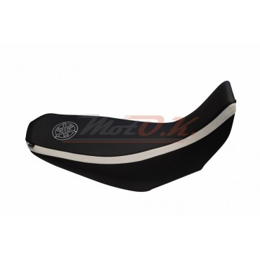 Seat cover for Yamaha XT 660R (04+) WITH EMBROIDERED LOGO