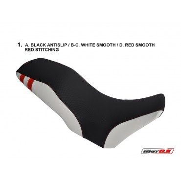 Seat cover for Yamaha XT 660Z TENERE (2008)