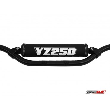Motorcycle crossbar pad for YZ 250