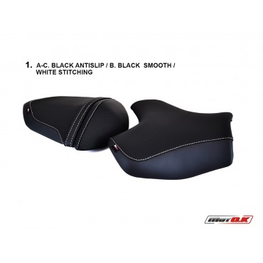 Seat covers for Kawasaki Z750/1000 (07-09)
